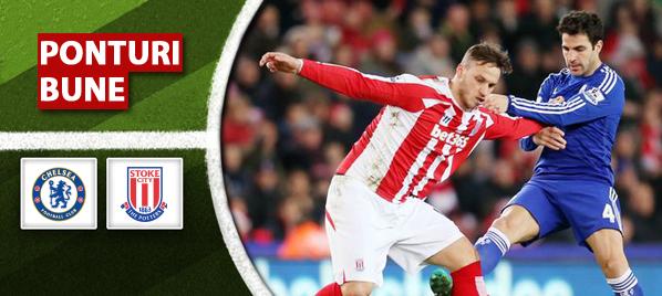 Pronosticuri pariuri – Chelsea London vs Stoke City- Premier League