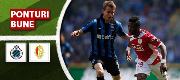 Pariuri fotbal Club Brugge vs Standard Liege – Belgia
