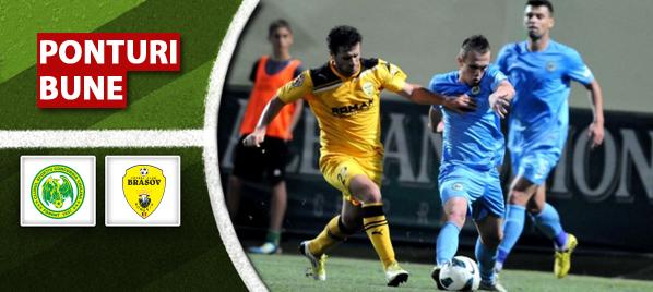 Pronosticuri pariuri Concordia Chiajna vs FC Brasov – Liga 1