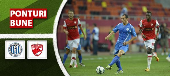 CSMS Iasi vs Dinamo