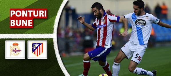 Deportivo vs Atletico Madrid