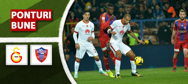 Pont pariuri – Galatasaray vs Karabukspor – Super Lig