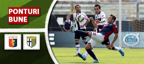 Pronosticuri fotbal – Genoa vs Parma – Serie A