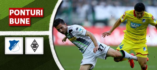 Ponturi pariuri – Hoffenheim vs Gladbach – Bundesliga