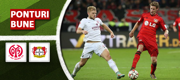 FSV Mainz 05 vs Bayer Leverkusen