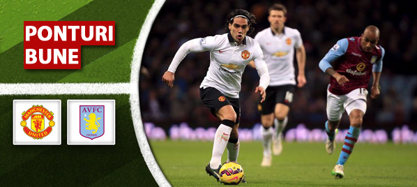 Pronosticuri Fotbal – Manchester United vs Aston Villa – Premier League