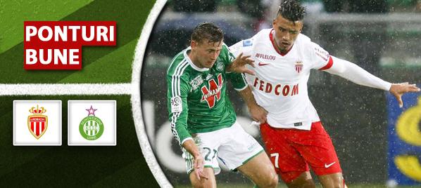 Pronosticuri pariuri – Monaco vs St Etienne – Ligue 1
