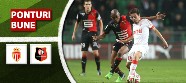 Ponturi pariuri Monaco vs Rennes – Ligue 1