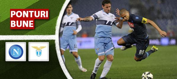 Pronosticuri Fotbal – Napoli vs Lazio – Semifinale – Cupa Italiei