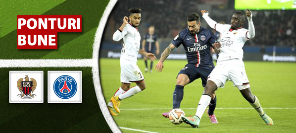 Ponturi pariuri – Nice vs PSG – Ligue 1