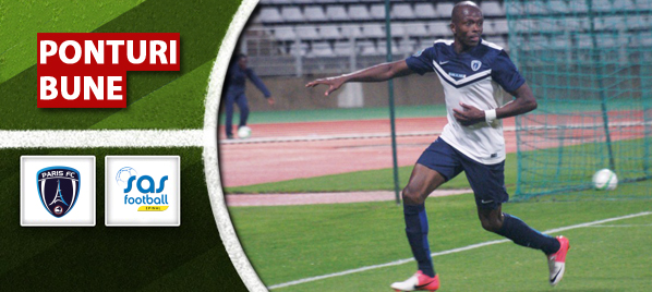 Paris FC vs Epinal