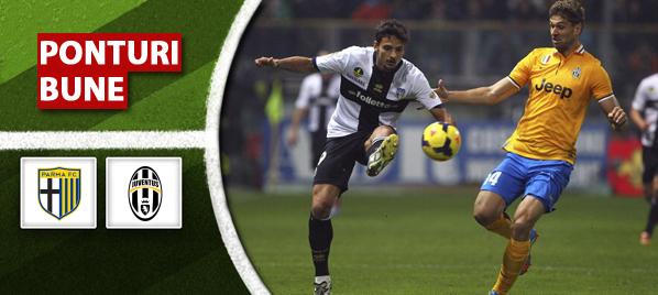 Pont pariuri – Parma vs Juventus – Serie A