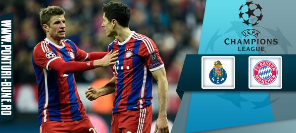 Porto vs Bayern Munchen
