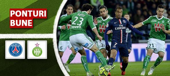 Ponturi fotbal – PSG vs St Etienne – Cupa Frantei