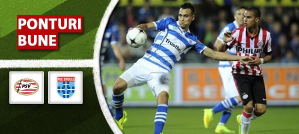 PSV vs Zwolle