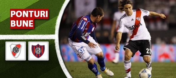 River Plate vs San Lorenzo