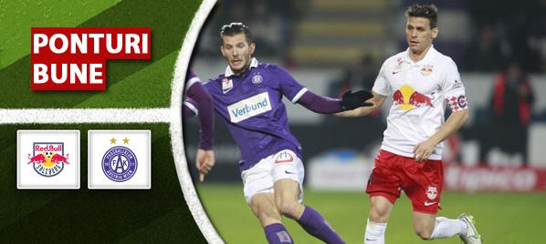 Pariuri fotbal Red Bull Salzburg vs Austria Viena – Austria