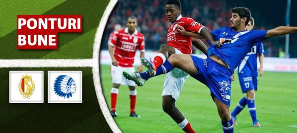 Pariuri fotbal Standard Liege vs KAA Gent – Jupiler League