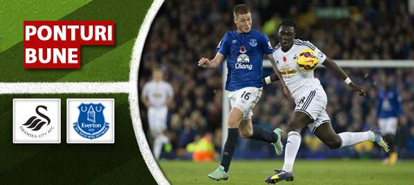 Pont pariuri – Swansea vs Everton – Premier League
