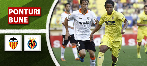 Valencia vs Villarreal
