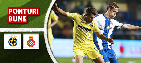 Villareal vs Espanyol
