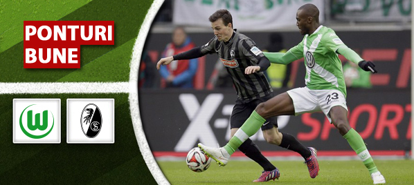 Pont pariuri – Wolfsburg vs Freiburg – Cupa Germaniei