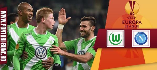 Pronosticuri Fotbal – Wolfsburg vs Napoli – Europa League