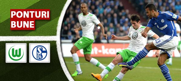Wolfsburg vs Schalke 04