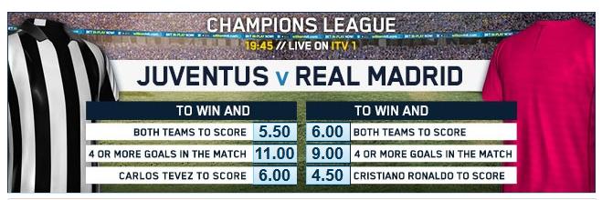 Biletul zilei : Pariu pe marcatori in Champions League