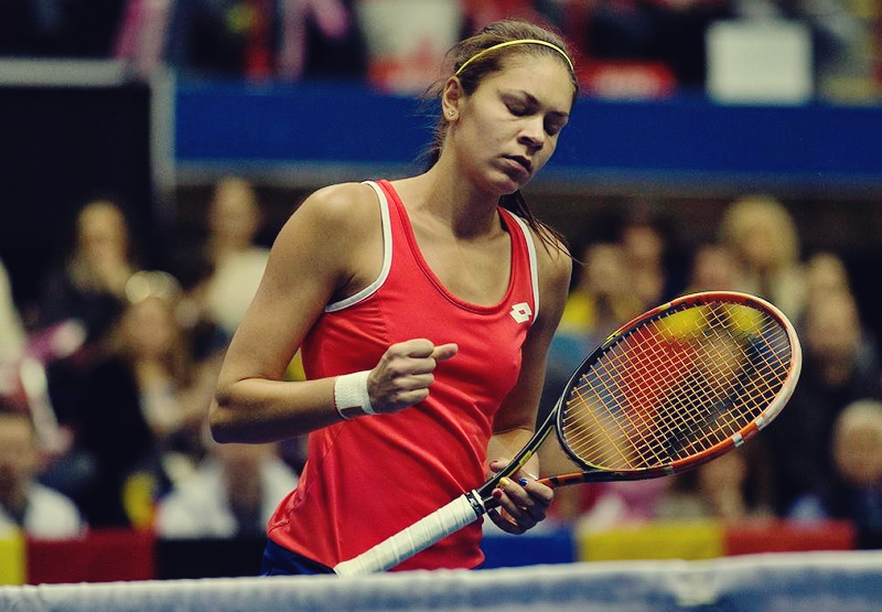 PONTURI PARIURI @ Roland Garros @ Cristina-Andreea Mitu vs. Alison Van Uytvanck