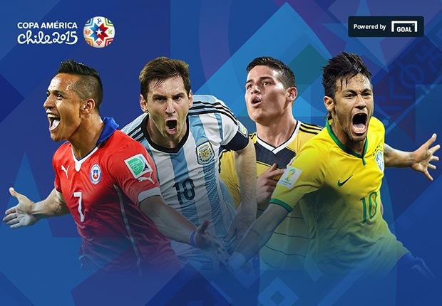 Ponturi Copa America : Pariuri care merita incercate