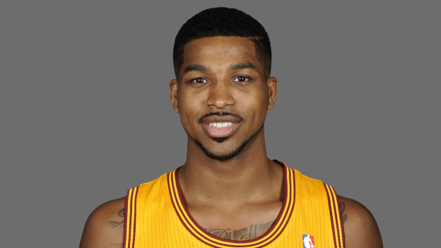 INDEPENDENCE, OH - SEPTEMBER 30:  Tristan Thompson #13 of the Cleveland Cavaliers at Media Day on September 30, 2013 in Independence, Ohio. NOTE TO USER: User expressly acknowledges and agrees that, by downloading and/or using this Photograph, user is consenting to the terms and conditions of the Getty Images License Agreement. Mandatory Copyright Notice: Copyright 2013 NBAE (Photo by David Liam Kyle/NBAE via Getty Images)