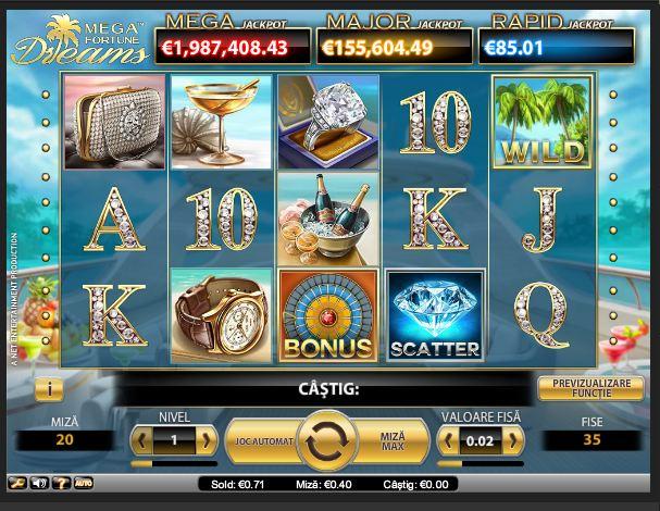 Casino Online: Un roman a dat lovitura la Unibet