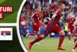 Danemarca vs Serbia