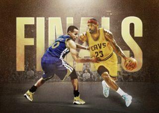 Biletul Zilei - Warriors vs Cavaliers - NBA Finals
