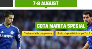 Pariuri online: Unibet promotii zi de zi pana la startul Premier League
