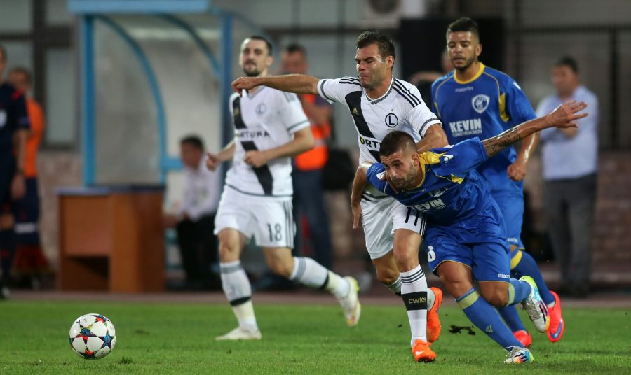 Ponturi pariuri – Legia vs Kukesi – Calificari Europa League