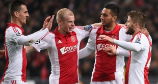 Ajax vs Rapid Viena