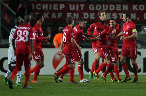 FC Groningen vs FC Twente