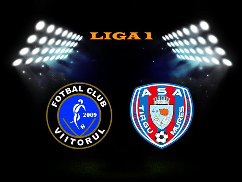 Ponturi pariuri – FC Viitorul vs ASA Targu Mures – Liga 1