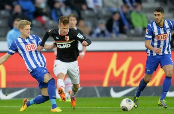 Ponturi pariuri – Augsburg vs Hertha Berlin – Bundesliga