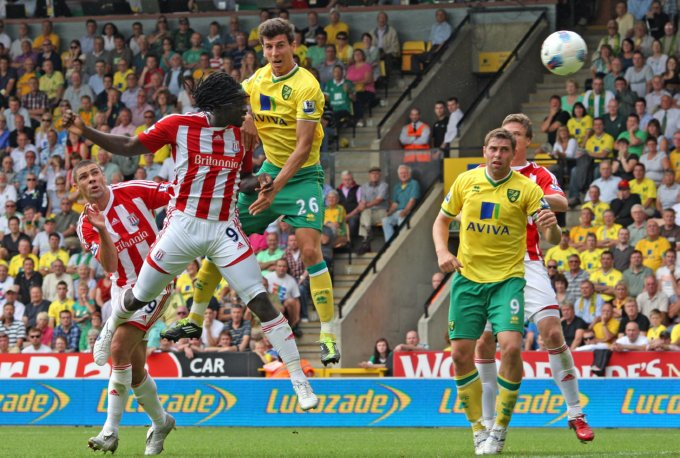 Ponturi Pariuri – Norwich vs Stoke – Premier League