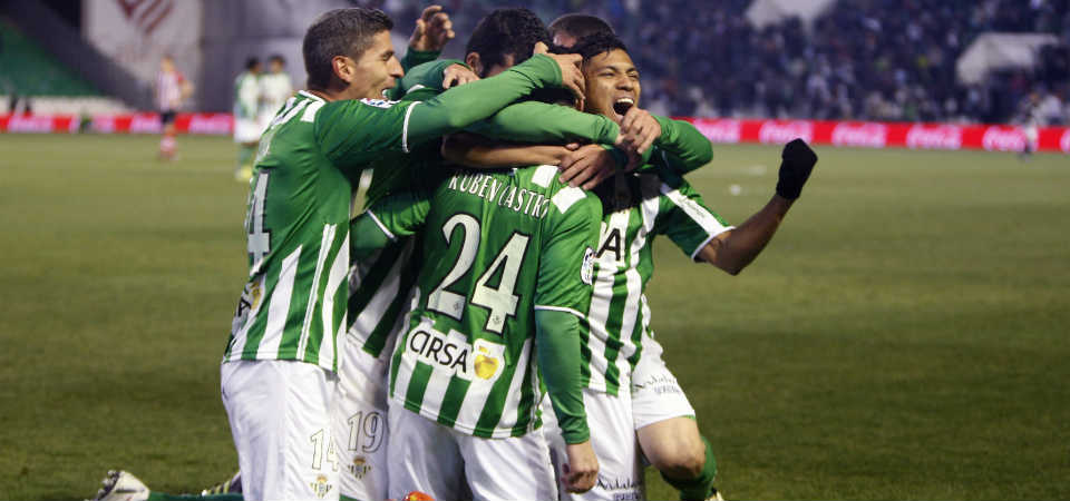 Betis vs Villarreal