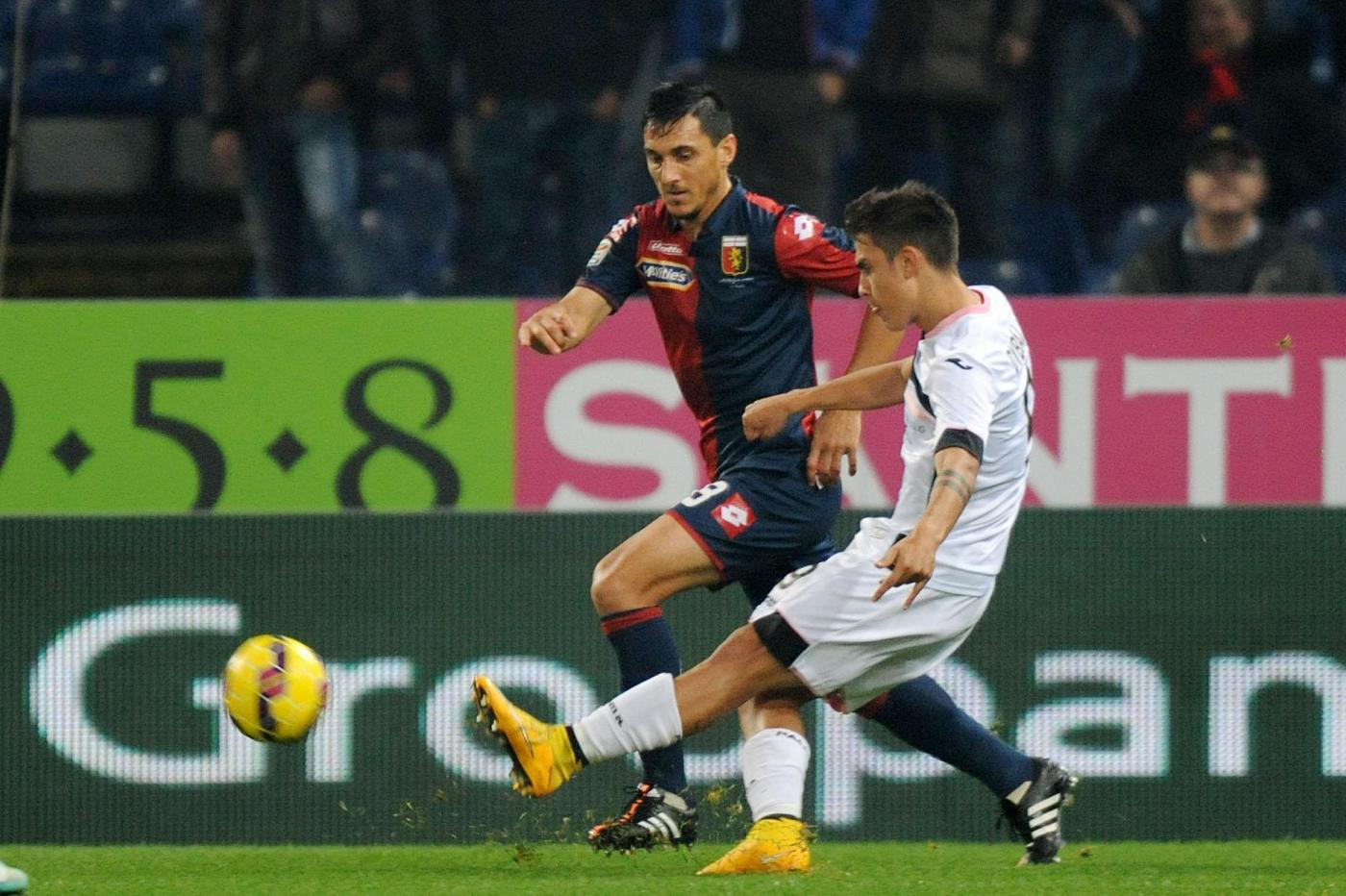 Ponturi Fotbal – Palermo vs Genoa – Serie A