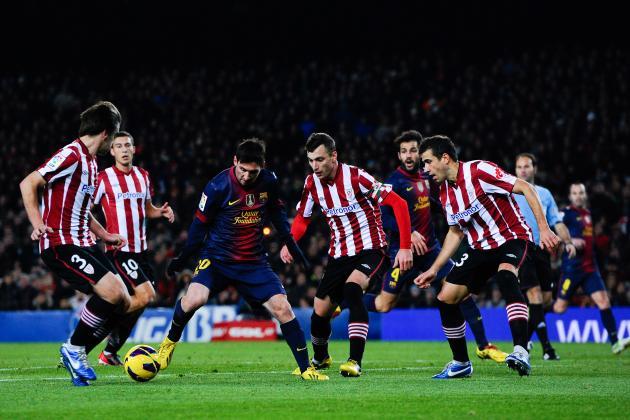 Ponturi fotbal – Athletic Bilbao vs Barcelona – Primera Division
