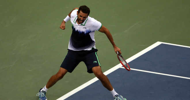 Marin Cilic vs Richard Gasquet