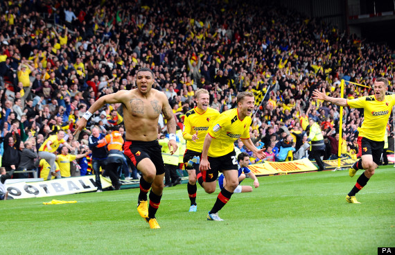Watford vs West Bromwich