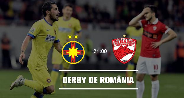 Top ponturi pariuri online pentru Steaua – Dinamo