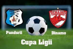 Ponturi pariuri Pandurii vs Dinamo – Cupa Ligii