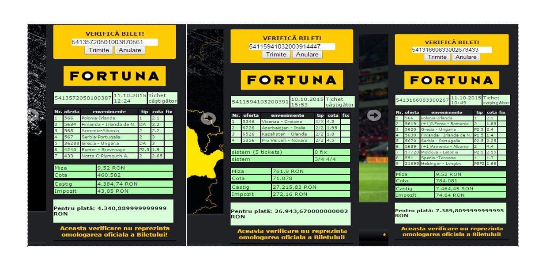Bilete Pariuri : Cele mai tari Bilete De Pariuri Castigatoare din Preliminari Euro 2016 !